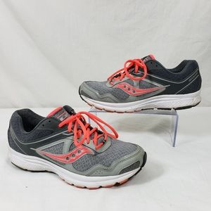 Saucony Cohesion 10 running shoes sz 11